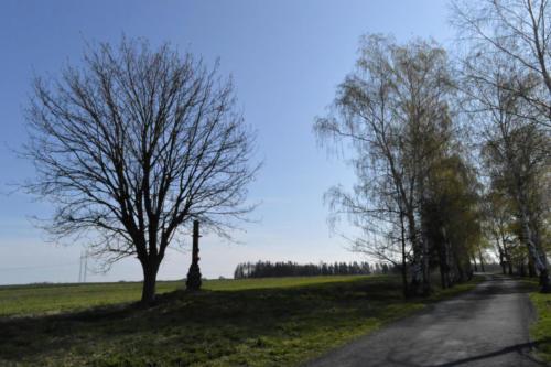 Pohled na okolí