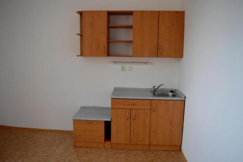 Kuchyňka v domově pro seniory