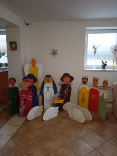 Vánoční betlém 2020